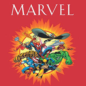 Marvel: The Characters and Their Universe Hardcove